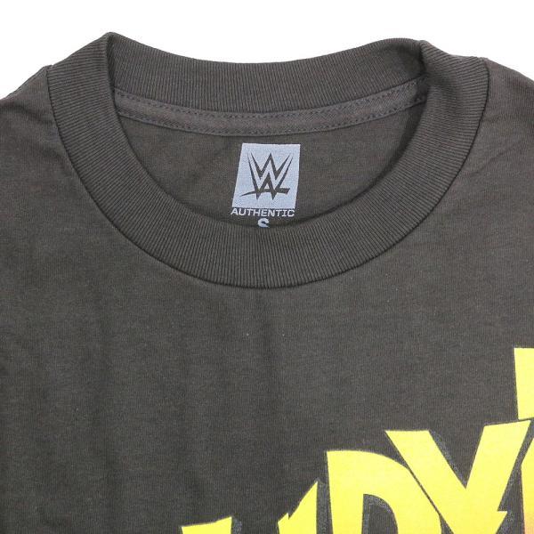 WWE Ronda Rousey(ロンダ・ラウジー) Rowdy Ronda Rousey ブラックTシャツ|bdrop|04