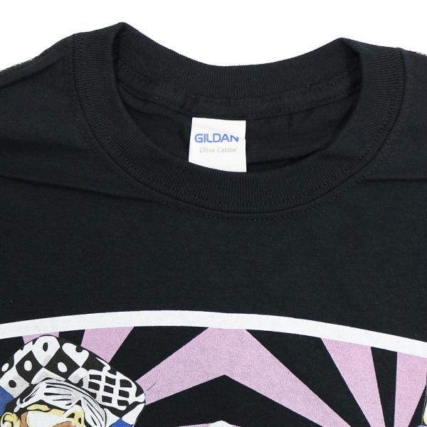 【BD SALE!!! 2,160円Tシャツ】WWE Randy Savage(ランディ・サベージ) Classic Macho Man ブラックTシャツ|bdrop|04