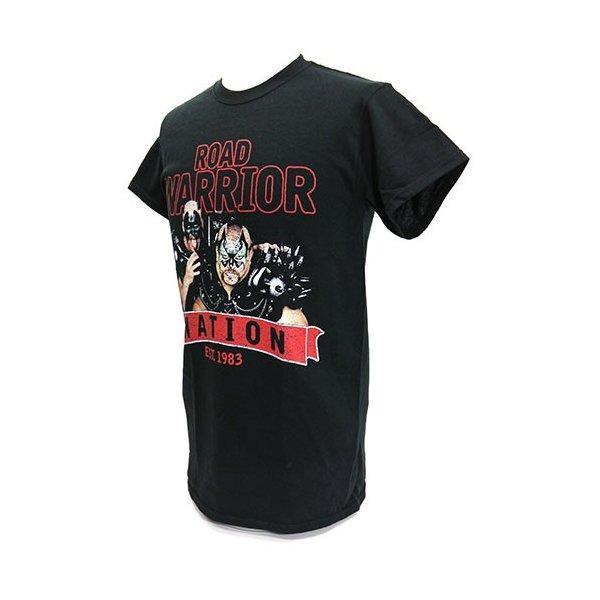 Tシャツ WWE Road Warriors(ロード・ウォリアーズ) Nation|bdrop|03
