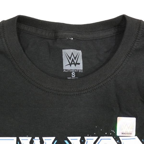 Tシャツ XXLサイズ:WWE Steve Austin(スティーブ・オースチン) Hell Yeah New York ブラック|bdrop|06