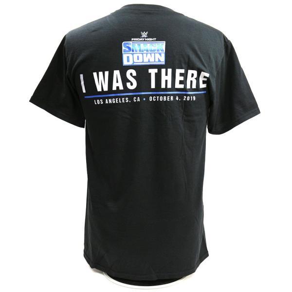 Tシャツ WWE SmackDown 20th Anniversary ブラック|bdrop|04