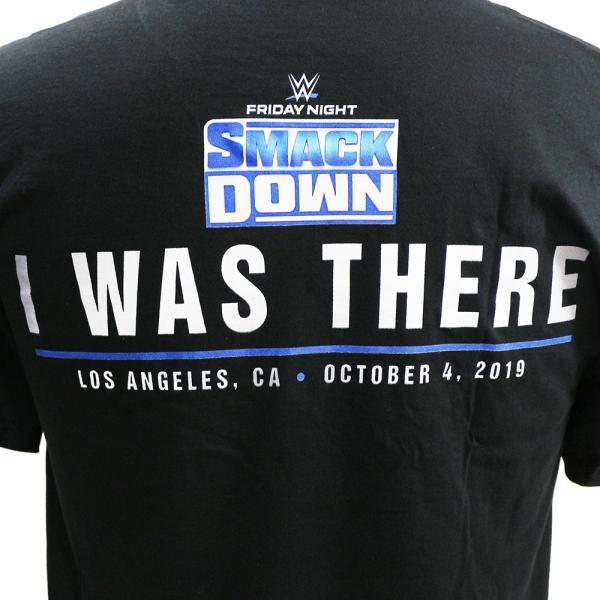 Tシャツ WWE SmackDown 20th Anniversary ブラック|bdrop|05