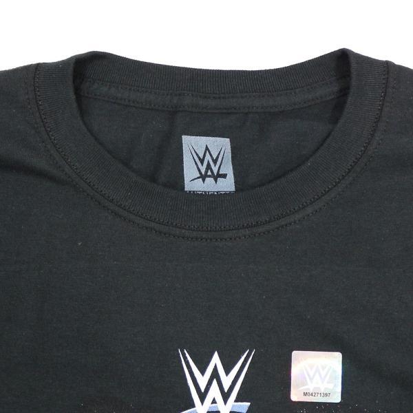 Tシャツ WWE SmackDown 20th Anniversary ブラック|bdrop|06