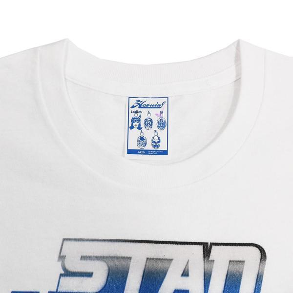 Haoming STAN HANSEN(スタン・ハンセン) ×HMG ホワイトTシャツ|bdrop|04