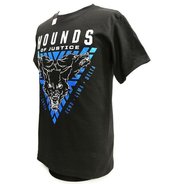 WWE The Shield(ザ・シールド) Hounds of Justice ブラックTシャツ|bdrop|03