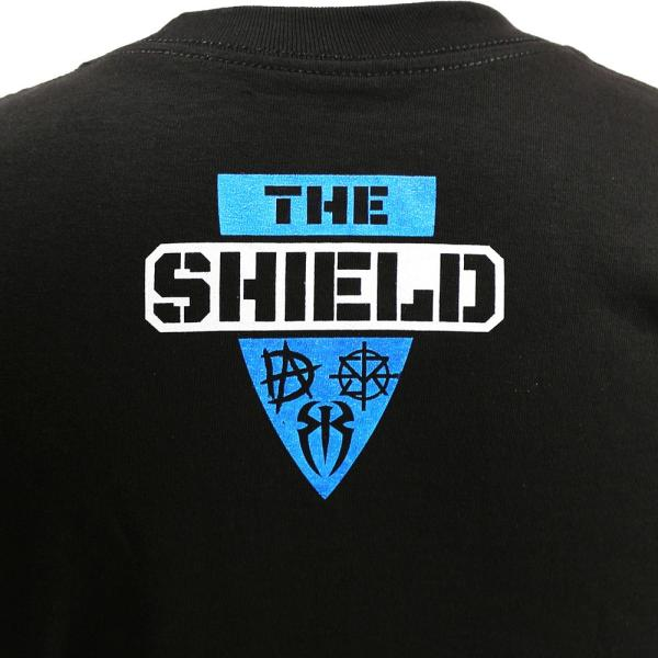 WWE The Shield(ザ・シールド) Hounds of Justice ブラックTシャツ|bdrop|05