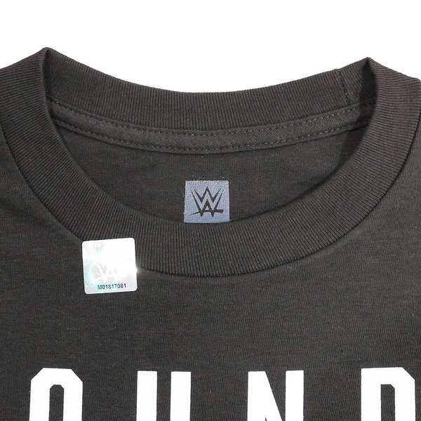 WWE The Shield(ザ・シールド) Hounds of Justice ブラックTシャツ|bdrop|06