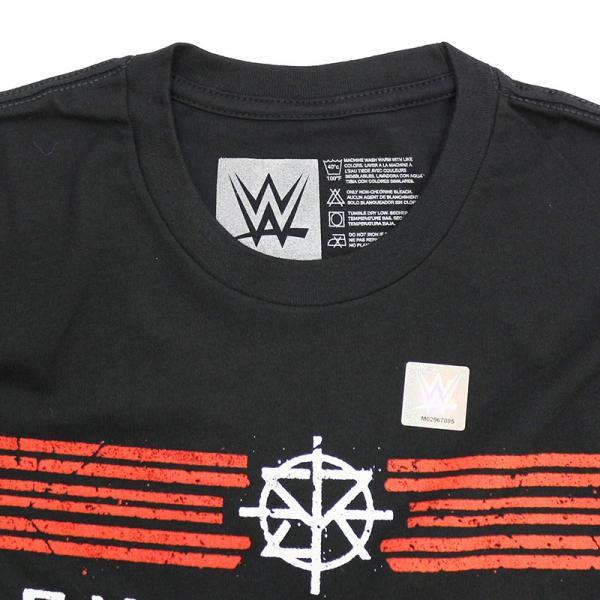 WWE Seth Rollins (セス・ローリンズ) Monday Night Rollins Tシャツ|bdrop|04