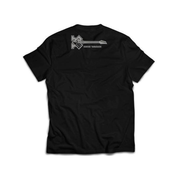 新日本プロレス NJPW 棚橋弘至「ギターコード」Tシャツ|bdrop|02