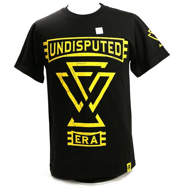 WWE The Undisputed Era(ジ・アンディスピューテッド・エラ) Cole Fish O Reilly Strong ブラックTシャツ|bdrop
