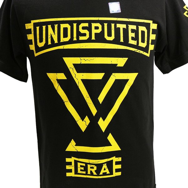 WWE The Undisputed Era(ジ・アンディスピューテッド・エラ) Cole Fish O Reilly Strong ブラックTシャツ|bdrop|02