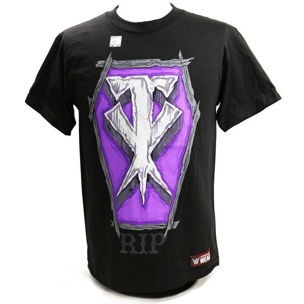 WWE Undertaker (アンダーテイカー) RIP ブラックTシャツ bdrop