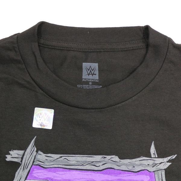 WWE Undertaker (アンダーテイカー) RIP ブラックTシャツ bdrop 06