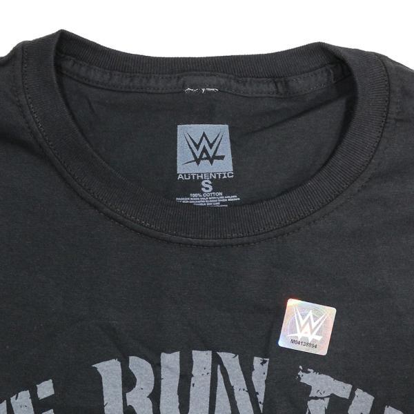 Tシャツ WWE Undertaker & Roman Reigns(アンダーテイカー/ローマン・レインズ) We Run This Yard ブラック|bdrop|06