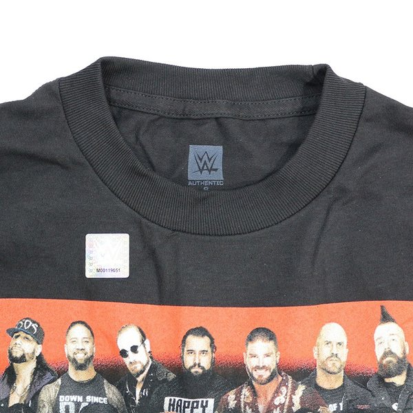 WWE Live Tour(Apr-Jun 2018) ブラックTシャツ|bdrop|06
