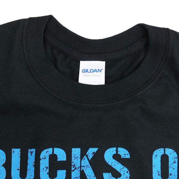 ヤング・バックス Bucks of Jericho ブラックTシャツ|bdrop|04