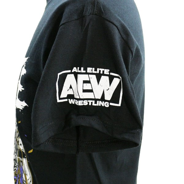 AEW Young Bucks (ヤング・バックス) We Are All Elite ブラックTシャツ|bdrop|04