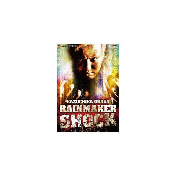 新日本プロレス NJPW オカダ・カズチカ RAIN MAKER SHOCK DVD bdrop