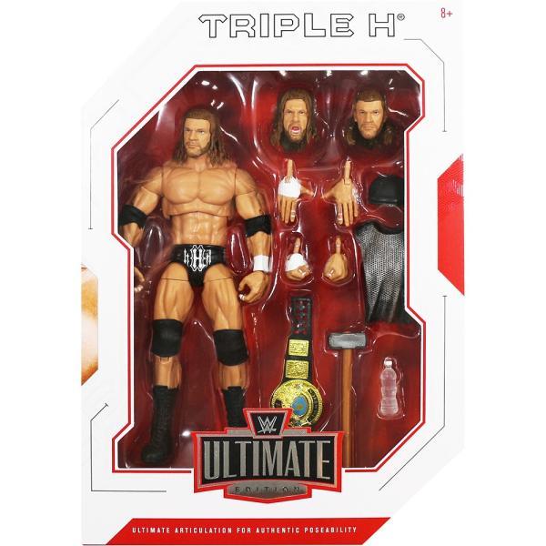 WWE Ultimate Edition 3 Triple H(トリプルH)|bdrop