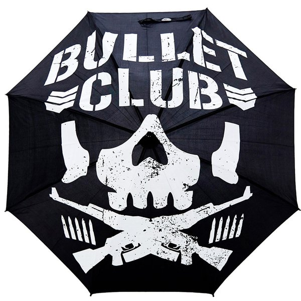 新日本プロレス/NJPW BULLET CLUB(バレット・クラブ) 傘|bdrop
