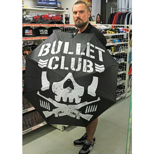 新日本プロレス NJPW BULLET CLUB(バレット・クラブ) 傘 bdrop 05
