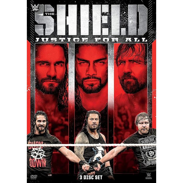 WWE The Shield Justice For All 輸入盤DVD|bdrop