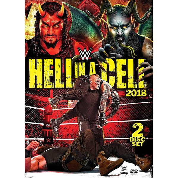 WWE Hell in a Cell 2018 輸入DVD|bdrop