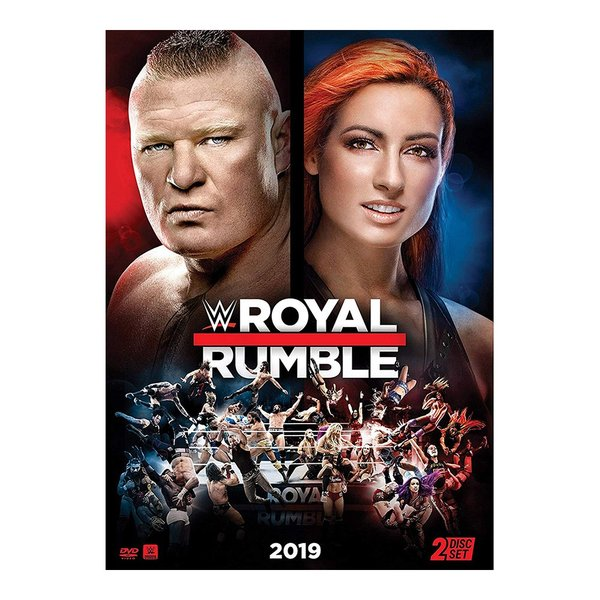 WWE Royal Rumble 2019 輸入DVD|bdrop
