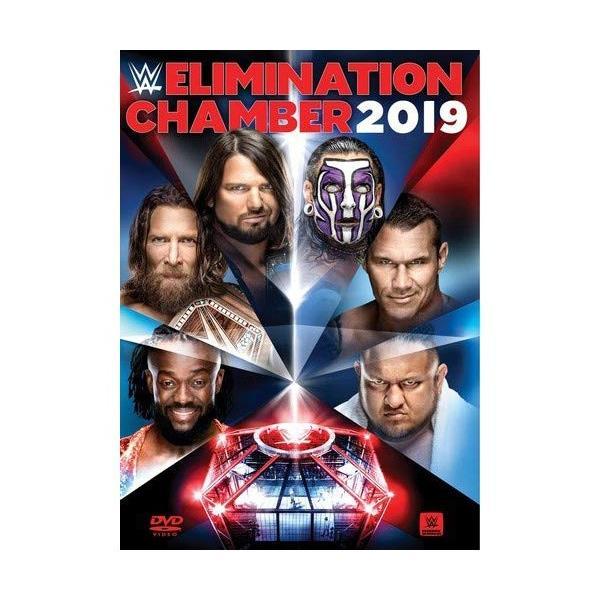 WWE Elimination Chamber 2019 輸入DVD|bdrop