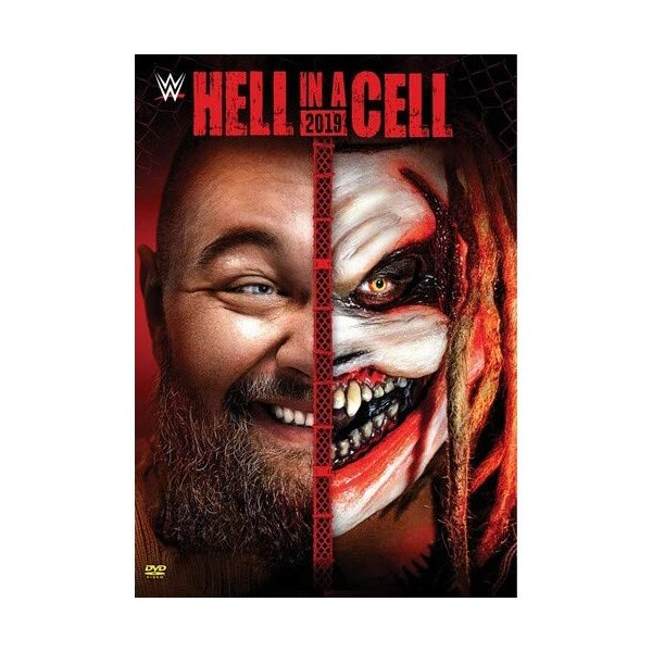 WWE Hell In A Cell 2019 輸入DVD|bdrop