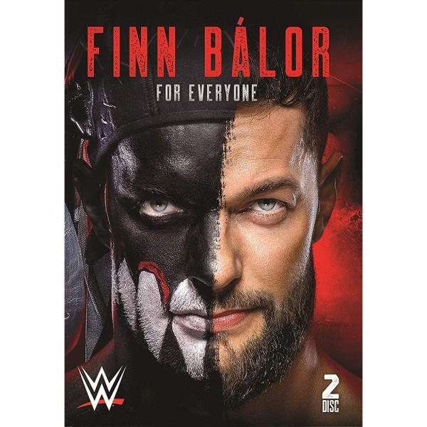 WWE Finn Balor(フィン・ベイラー) For Everyone  輸入盤DVD bdrop