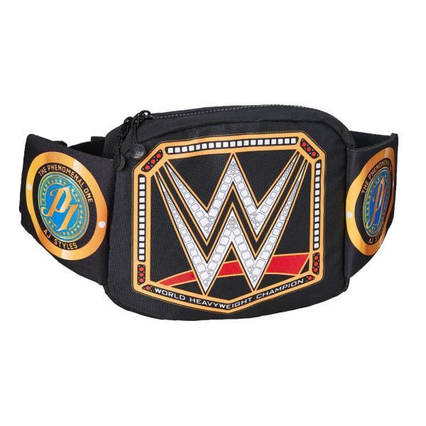 WWE AJ Styles(AJスタイルズ) Championship Title ウエストパック|bdrop