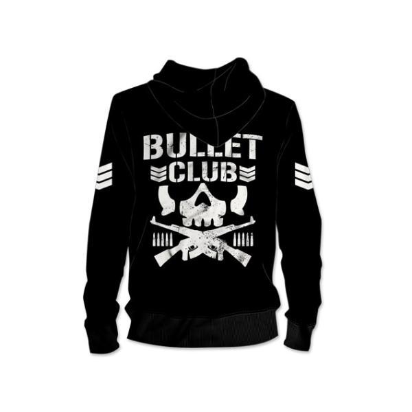 新日本プロレス NJPW BULLET CLUB(バレット・クラブ) '18 パーカー|bdrop|02