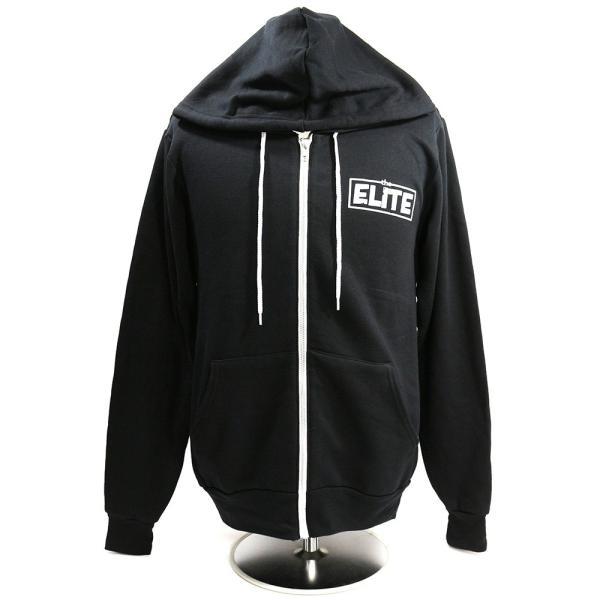 The Elite(ジ・エリート) Change The World ジップパーカー|bdrop