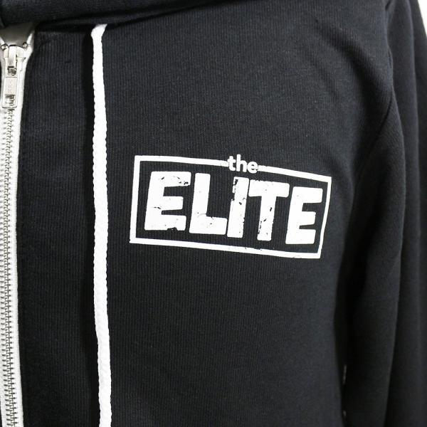 The Elite(ジ・エリート) Change The World ジップパーカー|bdrop|02