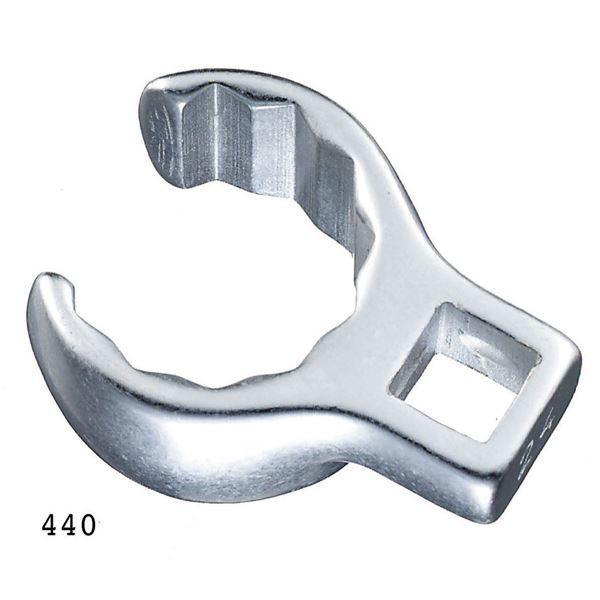 <title>STAHLWILLE 販売期間 限定のお得なタイムセール スタビレー 440A-1.1 16 3 8SQ クローリングスパナ 02490050</title>