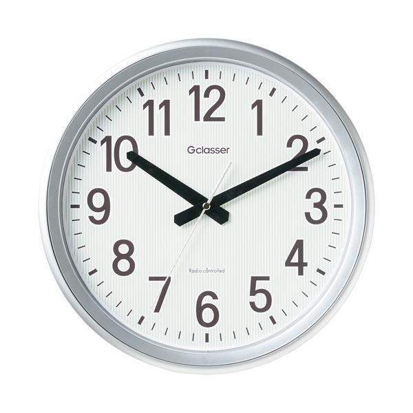 まとめ キングジム クリアランスsale!期間限定! 評判 電波掛時計 GDK-003〔×3セット〕