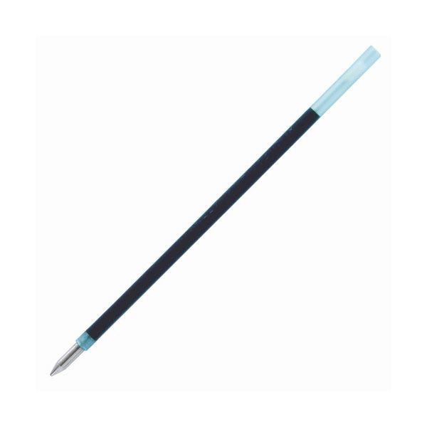 (まとめ)トンボ鉛筆 油性ボールペン 替芯 CS20.7mm 緑 BR-CS207 1本 〔×100セット〕