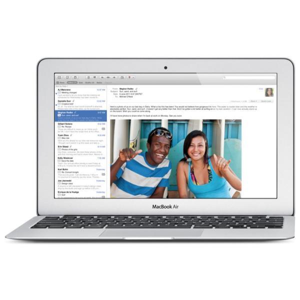 Apple MacBook Air 1400/11.6 MD712J/Bの画像