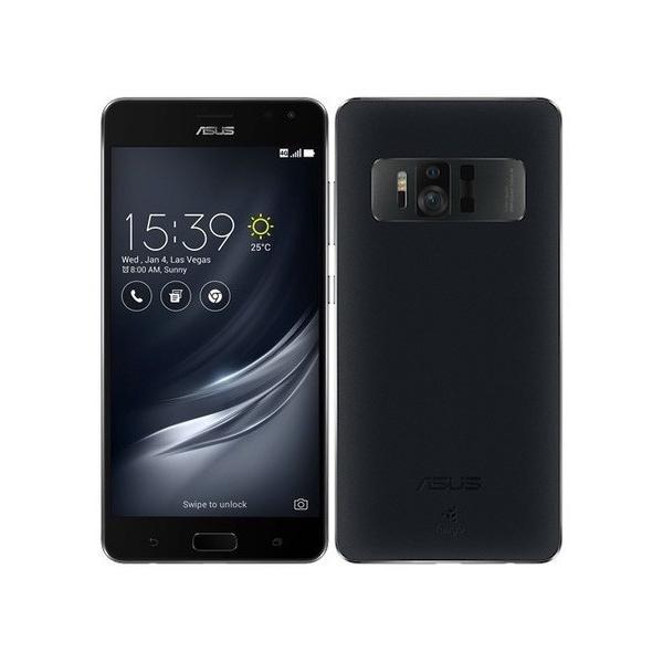 ZenFone AR 64GB ブラック SIMフリーの画像