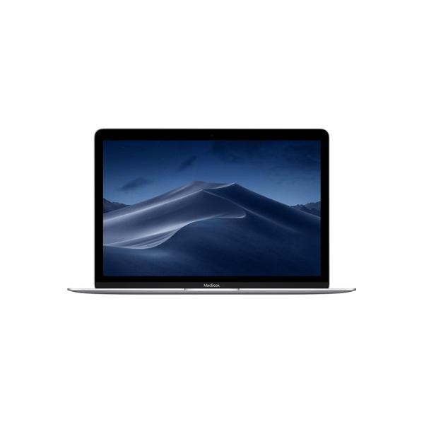 MacBook 12インチ[2017年/SSD 256GB/メモリ 8GB/1.2GHzデュアルコアCore m3]シルバー MNYH2J/Aの画像