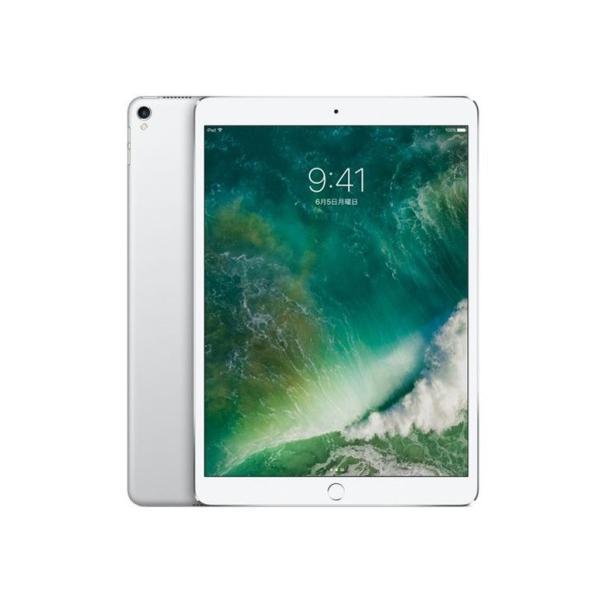 iPad Pro 10.5インチ Retinaディスプレイ Wi-Fiモデル MQDW2J/A (64GB・シルバー)の画像