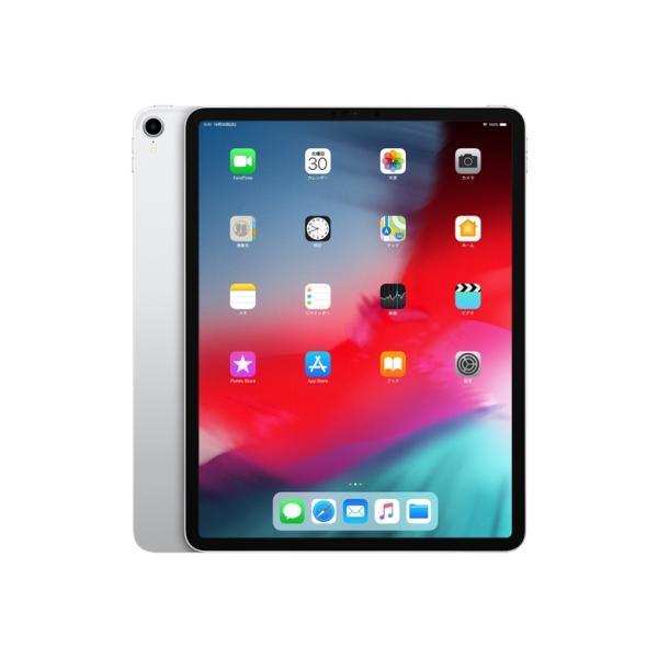 iPad Pro 12.9インチ Liquid Retinaディスプレイ Wi-Fiモデル 1TB - シルバー MTFT2J/A 2018年モデル [1TB]の画像