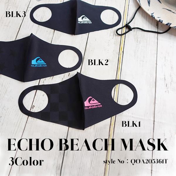 クイックシルバー マスク メンズ ECHO BEACH MASK QUIKSILVER QOA205361T