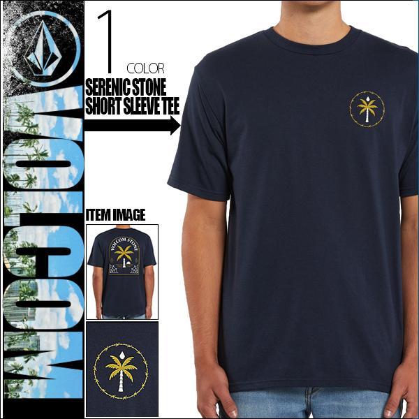 ボルコム Tシャツ 半袖 SERENIC STONE S/S TEE メンズ VOLCOM A3532004