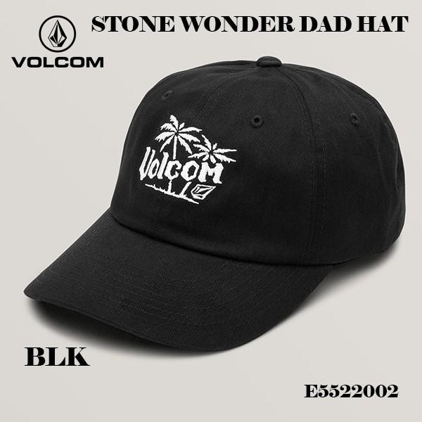 ボルコム キャップ 帽子 メンズ STONE WONDER DAD HAT E5522002