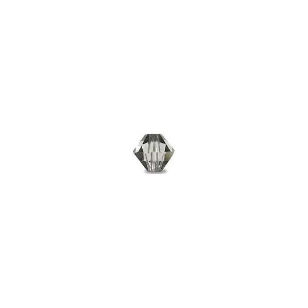 スワロフスキーエレメント ソロバン #5328ブラックダイヤ3mm 10ヶ|beadsmania-shop