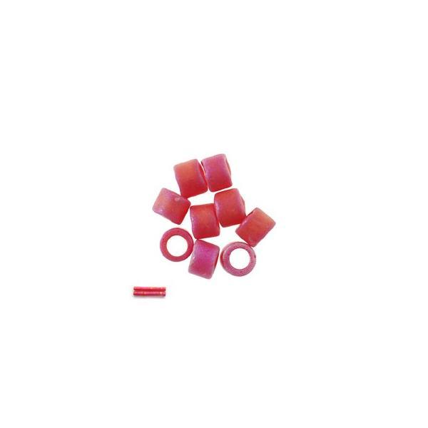 シードビーズ/デリカビーズ デリカビーズ DB362(ツヤ消 赤ギョクラスター)5g|beadsmania-shop