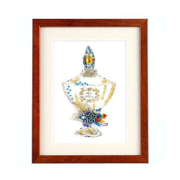 ビーズ キット 壁掛け ビーズファクトリー 〜Beads Decor〜リュバン ※額は別売り|beadsmania-shop|02