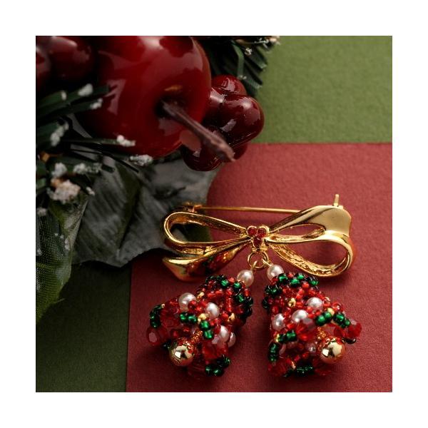 ビーズ キット クリスマス ジングルベル beadsmania-shop